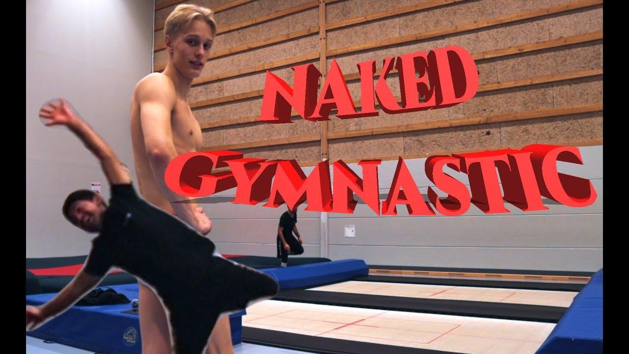 Naked Yoga Nude | Yoga Challenge | Gymnastics - YouTube