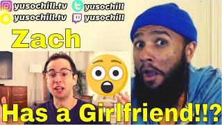 Try Guys - Zach has a GIRLFRIEND!!! | Reaction