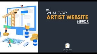 7 things that EVERY Artist Website NEEDS