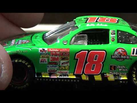 Bobby Labonte 2001 Interstate Batteries Jurassic Park III Pontiac NASCAR Diecast Review