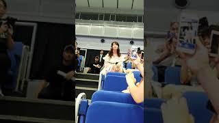 【峯岸みなみ席から撮影】AKB48グループ感謝祭〜ランクインコンサート〜(100位〜17位)撮影可能タイム「あなたがいてくれたから」「希望的リフレイン」【スマホ動画】【たて動画】