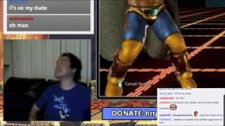 Salty James Chen in Tekken 7