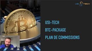 Présentation Nouveau produit Bitcoin USI tech BTC Package