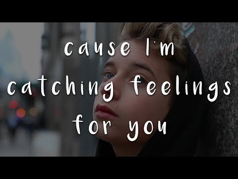 Gavin Magnus - Catching Feelings (Lyric Video) ft. Coco Quinn