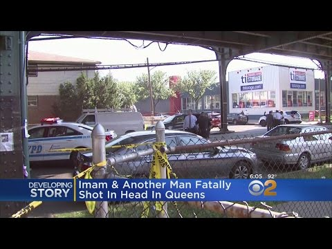 Imam Killed In Queens Double Shooting