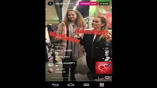 Анна Хилькевич прямой эфир инстаграм 1 12 2017
