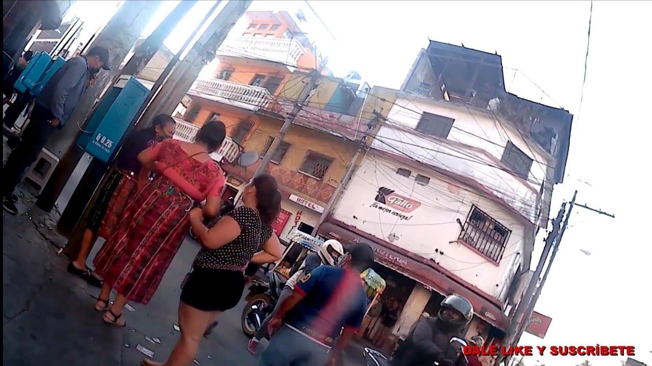 mercado el guarda en HD 14 de febrero en guatemala
