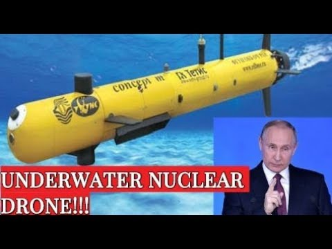 BREAKING: Putin Reveals FANTASTIC Intercontinental Unmanned Underwater Drone