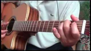 Ru Nua Vang Trang  Guitar Cover