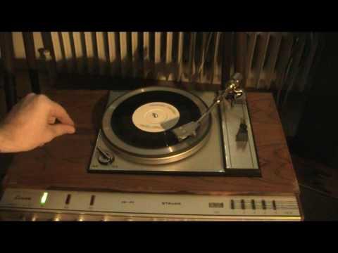 Luxor Record Player  - Dirigent - 2x15G - 197?