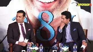 Sachin Tendulkar Attends VVS Laxman's, 281 & Beyond, Book Launch | SpotboyE