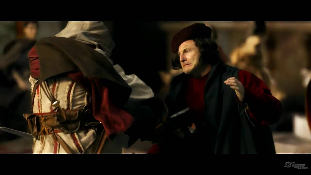 Assassin S Creed Ii Lineage Trailer Youtube