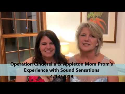 Appleton Mom Prom's Experience with Sound Sensations Entertainment