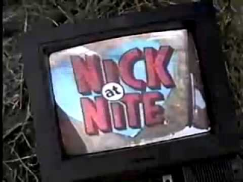 Collection of Nick At Nite Promos