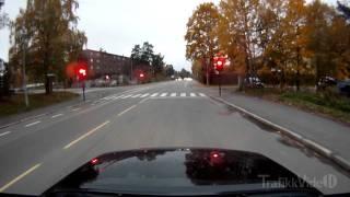Trafikkvideo Demo 1