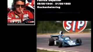 F1 Fatal Crashes Formula 1 historical crashes Part 2