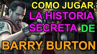 RESIDENT EVIL - Como jugar la secreta historia de Barry Burton