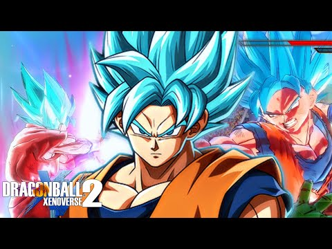 No More Losing! Playing As SSGSS Goku In Dragon Ball Xenoverse 2!