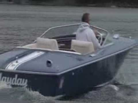Chris Craft Commander  Foot