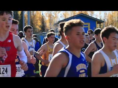 2018 State Cross Country Running