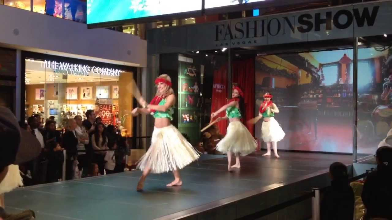 Believe In The Magic Fashion Show Mall Las Vegas Show 11