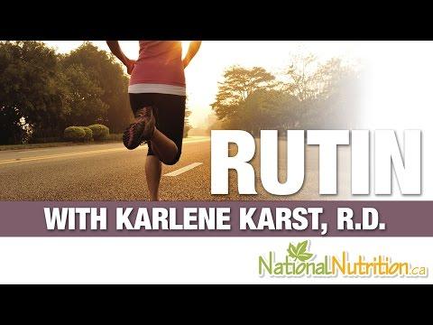 Professional Supplement Review Rutin