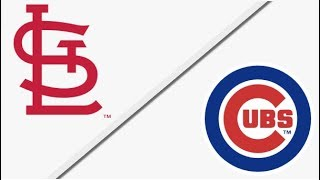 St. Louis Cardinals vs Chicago Cubs | Full Game Highlights | 4/19/18