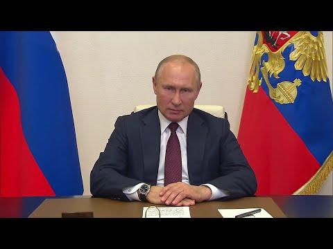 Владимир Путин назначил дату парада в честь юбилея Победы.