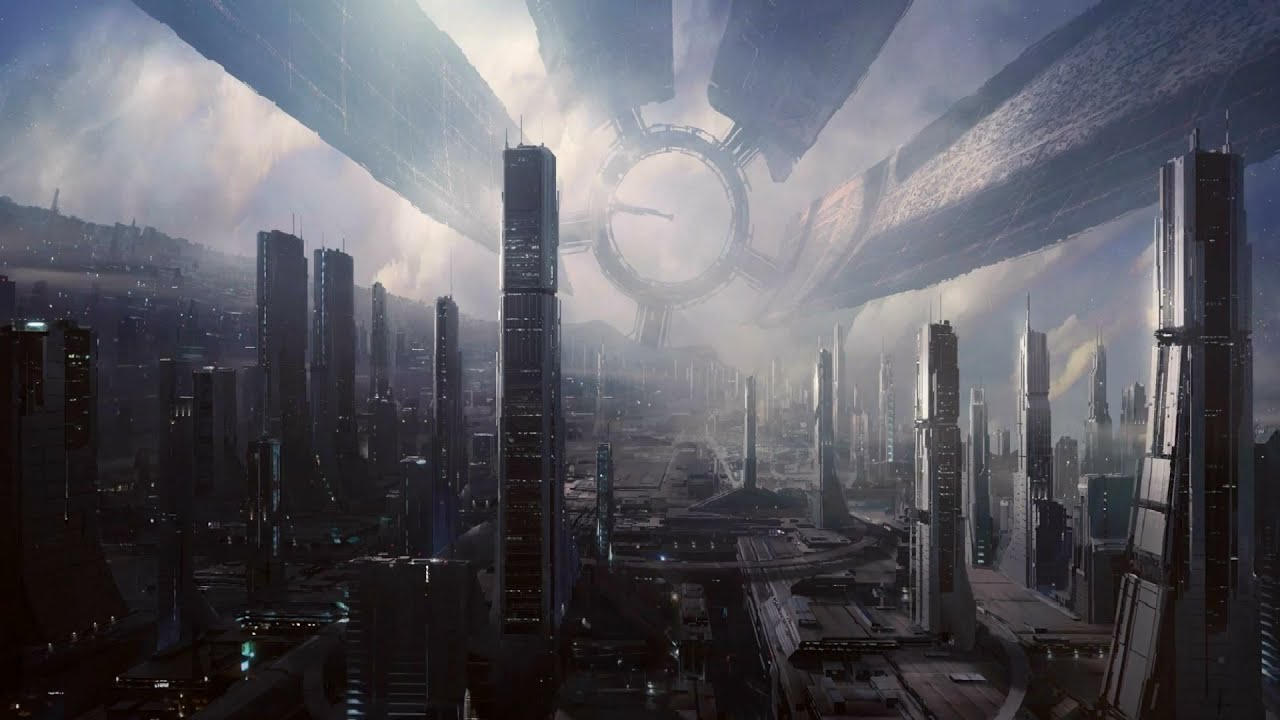 Cyber Town - Ambient, Downtempo, PsyChill, PsyBient Mix