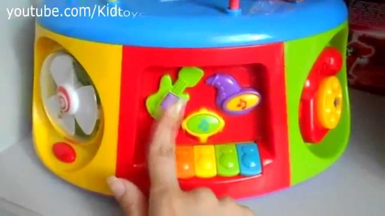 Видео обзоры на игрушки