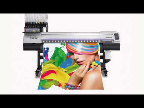 Mimaki Core Technology: Uninterrupted Ink Supply System