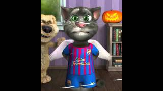 Talking Tom Barcelona