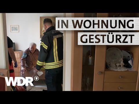 Feuer & Flamme    Person hinter verschlossener Tür   WDR