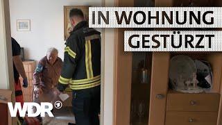 Feuer & Flamme |  Person hinter verschlossener Tür | WDR