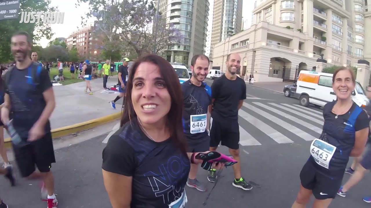 Nocturna de Buenos Aires Allianz 2019 - Just Run en Showsport: Prog 072 - Tercer Bloque
