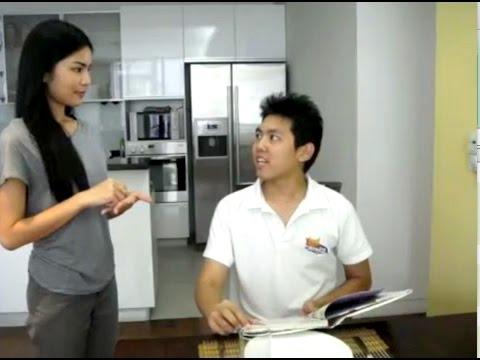 Thai Lesson: Restaurant Conversation (How to Order Food)