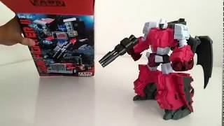 First look at Fanshobby MB-05 Flypro (Grotusque) unpainted testshot...