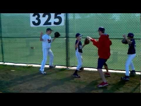 Orel Hershiser Drill with Dan Dwyer