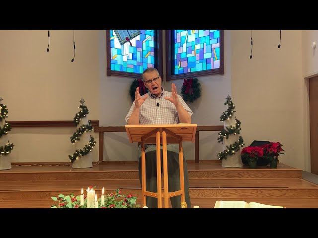 Matthew 1:21      Out of the Shadows   Harold Johnson