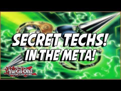 Yu-Gi-Oh Secret Techs That Can Help You Beat Meta Decks!  January 2019! 