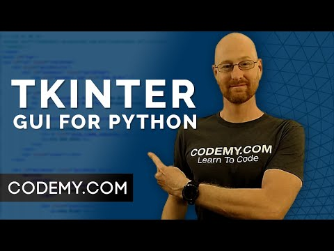 Python GUI's With TKinter