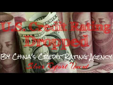 U.S. Credit Downgrade From China's Credit Rating Agency Dagong