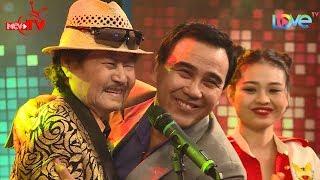 Nghệ sĩ Harmonica Tòng Sơn 90t hướng dẫn Quyền Linh bài khí công giúp ông khỏe mạnh 'như trai tráng'
