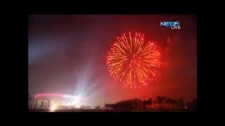 ICYMI: Official Attempt for Largest Firework Display in Philippine Arena
