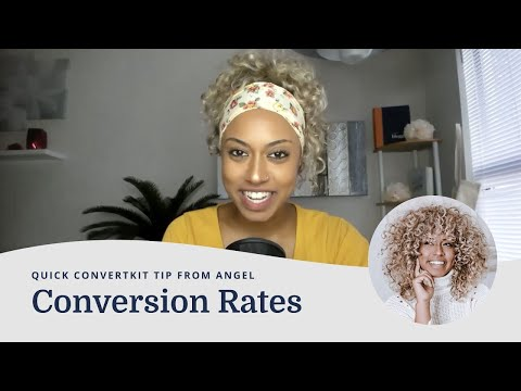 How to build a high converting landing page in ConvertKit