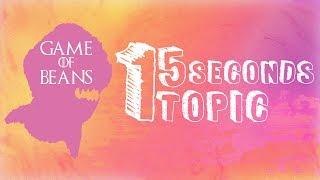 Was erwartest du von der neuen Staffel Game of Thrones? | 15 Seconds One Topic #13