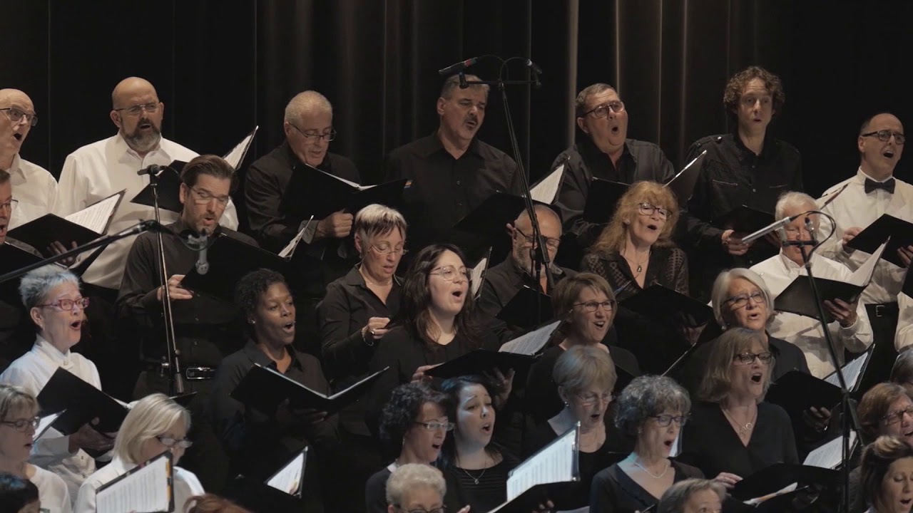 Chorale du CEGEP de Saint-Jérôme 2019- What a wonderful world