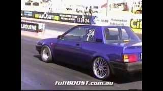 Nissan Pulsar EXA turbo E15