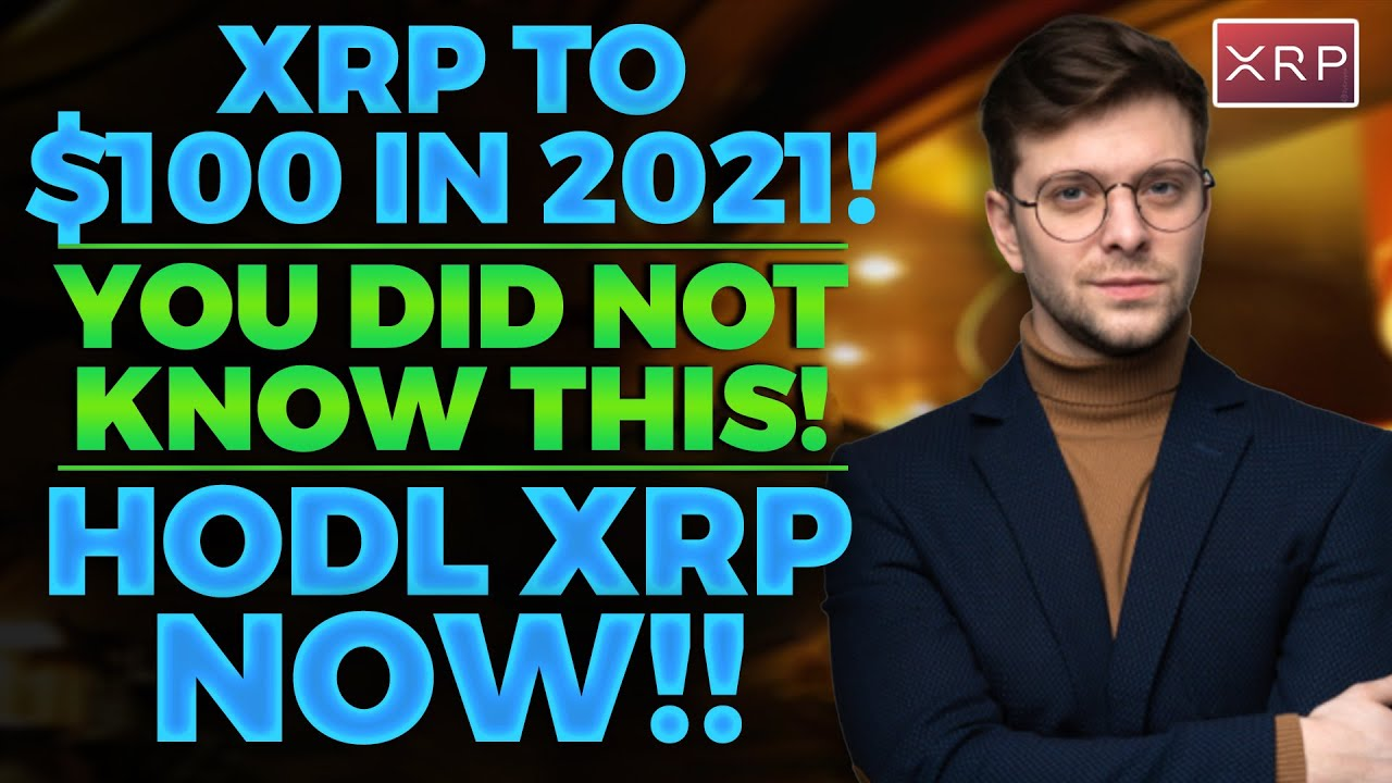 WE'VE ALL BEEN WAITING FOR THIS: XRP TO THE MOON! (Do This Now!) XRP News, XRP Price - XRP Analysis
