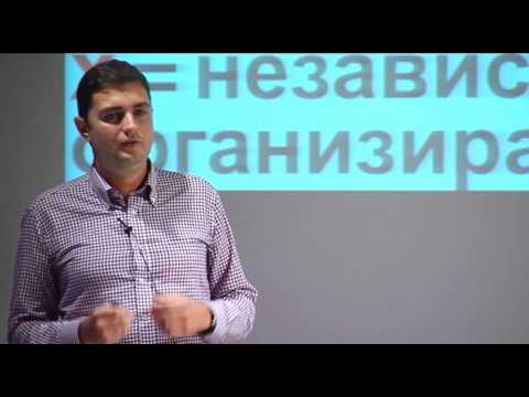 Invisible citizens: Zoran Drangovski at TEDxSkopje City 2.0